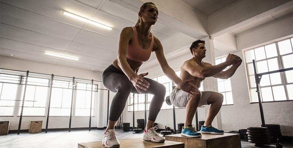 beneficios del ejercicio crossfit