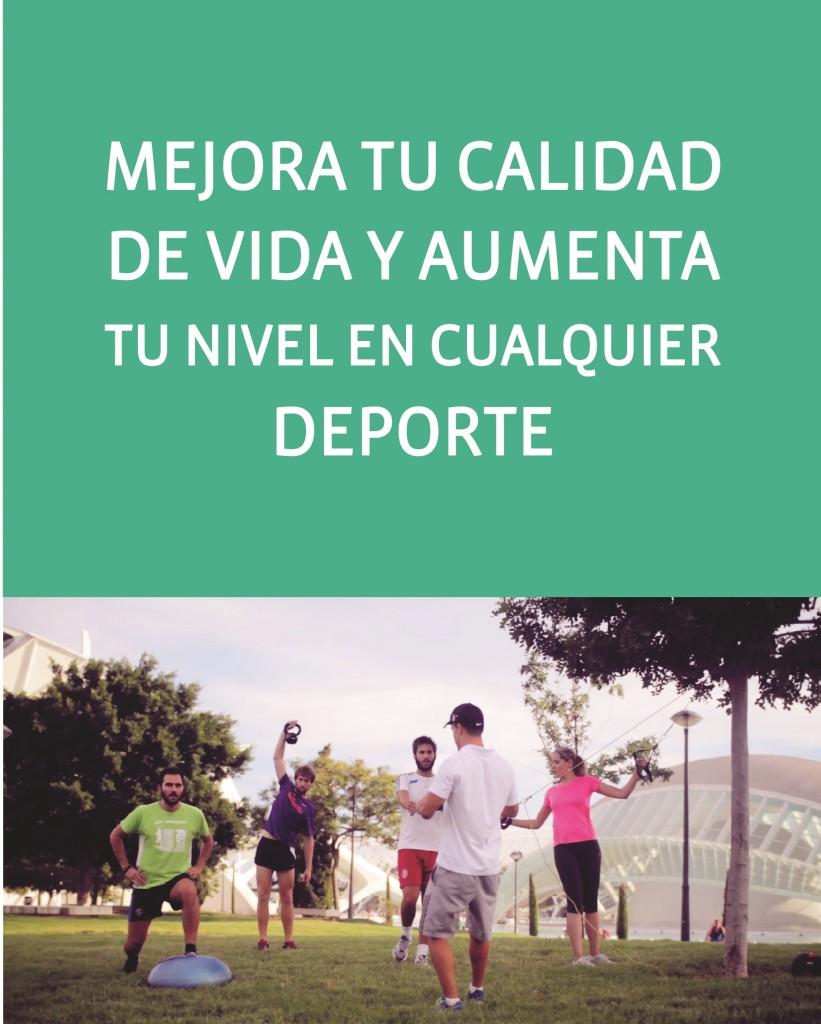 Entrenador personal gratuito Valencia