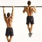 ejercicio dominadas