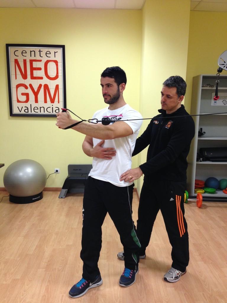 Luis Berbel entrenador personal valencia neogym