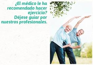 Ejercicio y diabetes entrenador