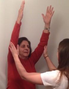 entrenamiento en personas mayores actividades