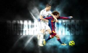 El jugador de fútbol nace o se hace ronaldo vs messi