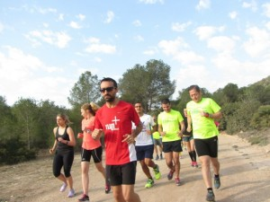 ponte en forma con un entrenador personal running equipo