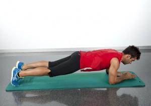 ejercicios abdominales para hacer en casa puente prono