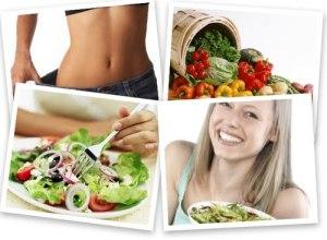 Bajar de peso con ejercicios y dieta