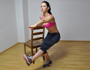 ejercicios de gluteos peso muerto una pierna