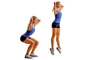 ejercicio saltos