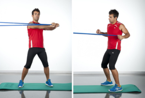 tone your back extremities