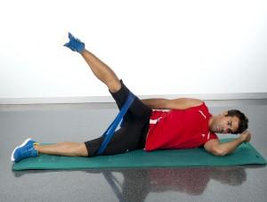 lesión piernas ejercicio de gluteo