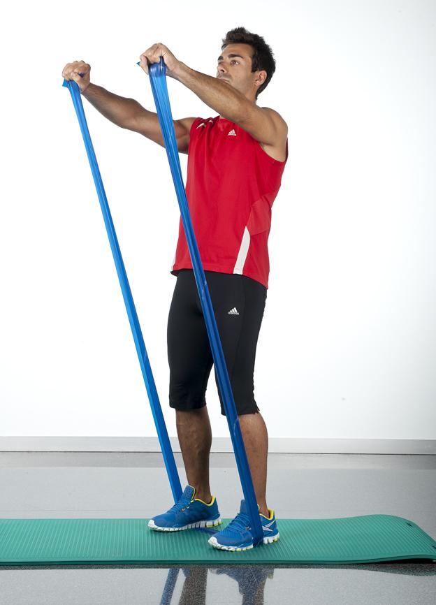 ejercicios en casa para pectorales frontales