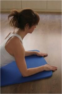 beneficios del pilates colchoneta