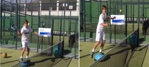 ejercicios preparacion fisica en padel