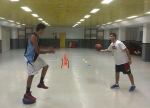 baloncesto con entrenador personal prevencion lesiones
