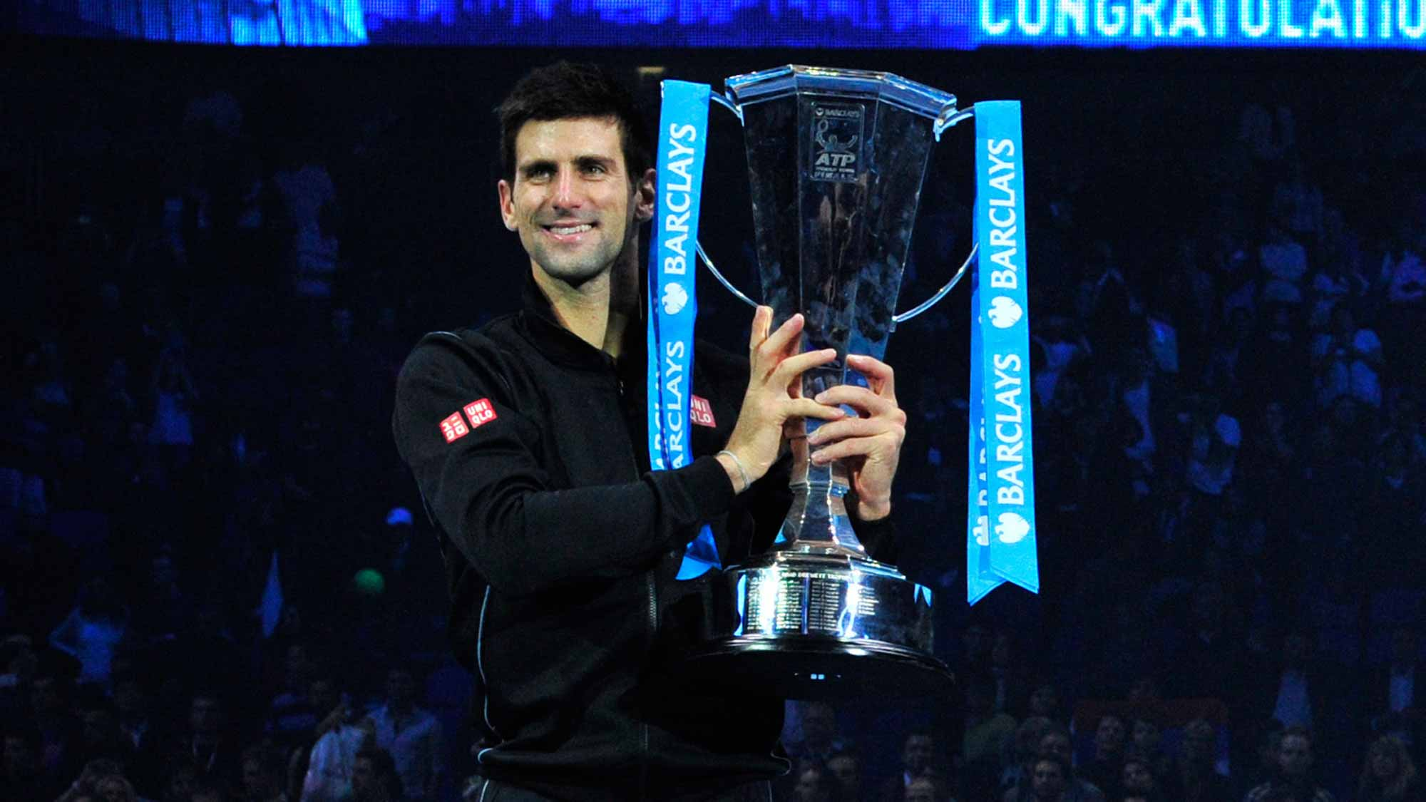 Djokovic en la copa de los maestros Londres