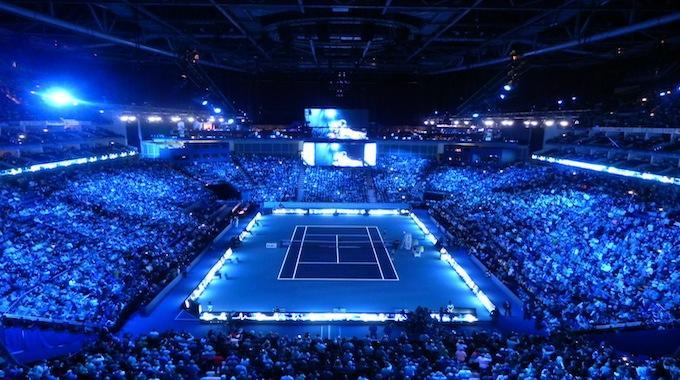 Barclays ATP World Tour Finals O2 Londres