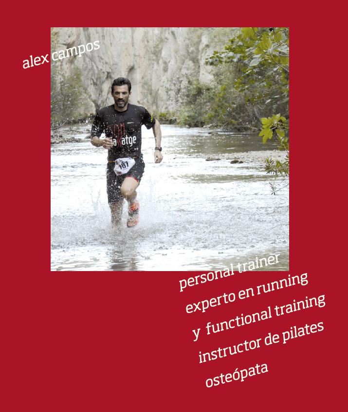 entrenar bien alex campos entrenador de running valencia