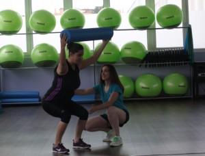 entrenamiento funcional entrenadora madrid