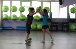 entrenamiento funcional gimnasio
