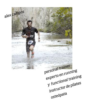 alex campos entrenador running