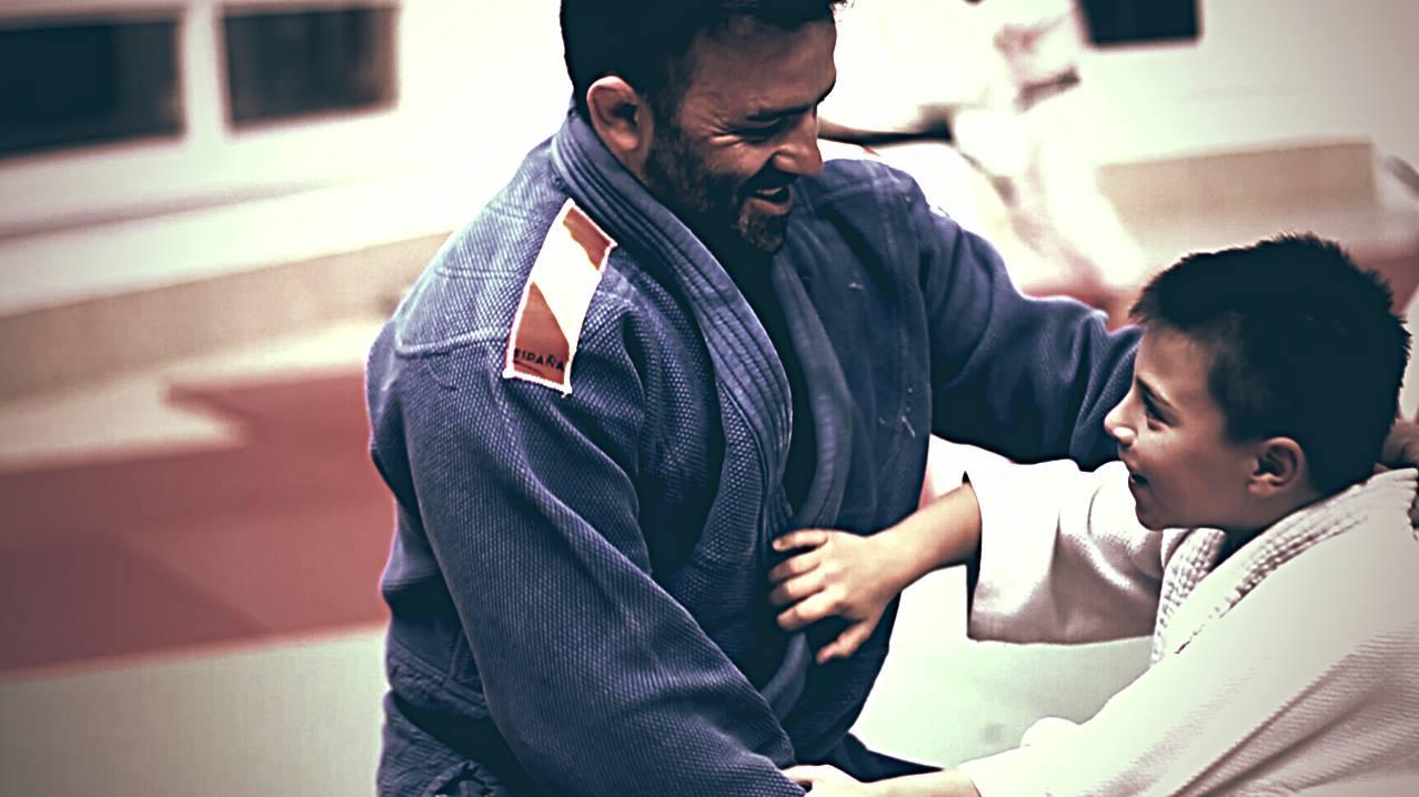 Oscar Penas Judo