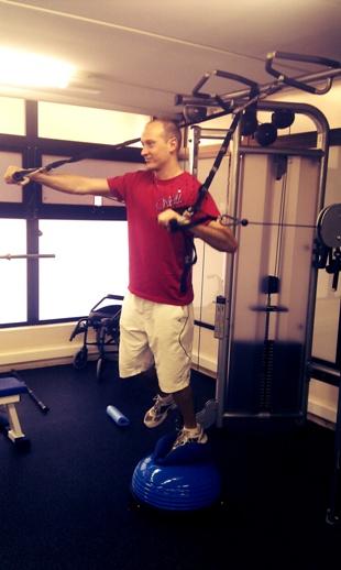 core entrenamiento funcional e inestable