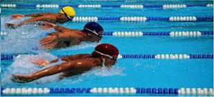 Frecuencia cardiaca en natacion