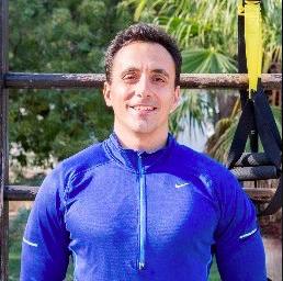 Javier Marques, mejor entrenador personal Zaragoza