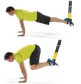 entrenamiento trx_1. Encogimiento_abdominal