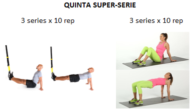 ejercicio trx core