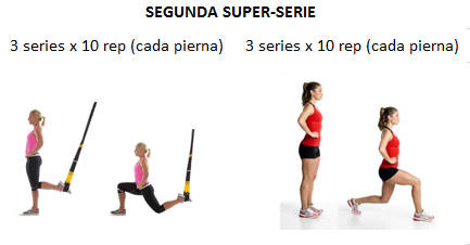 ejercicio trx