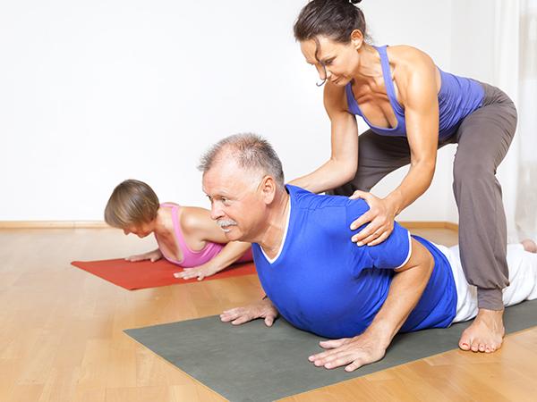 ejercicio fisico mayores