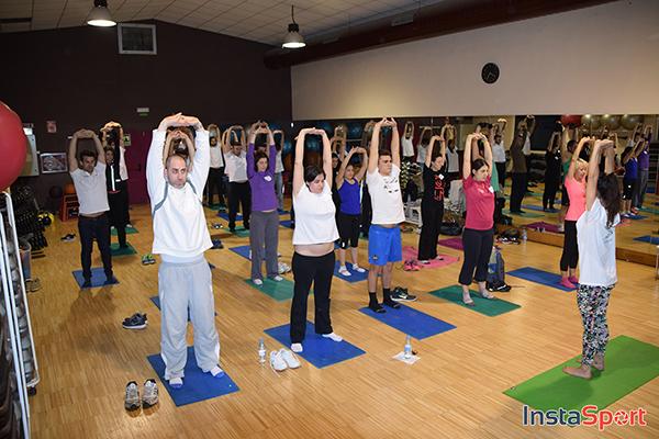 fitdiabetes yoga