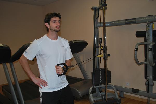 rutinas de gimansio rotador ejercicio