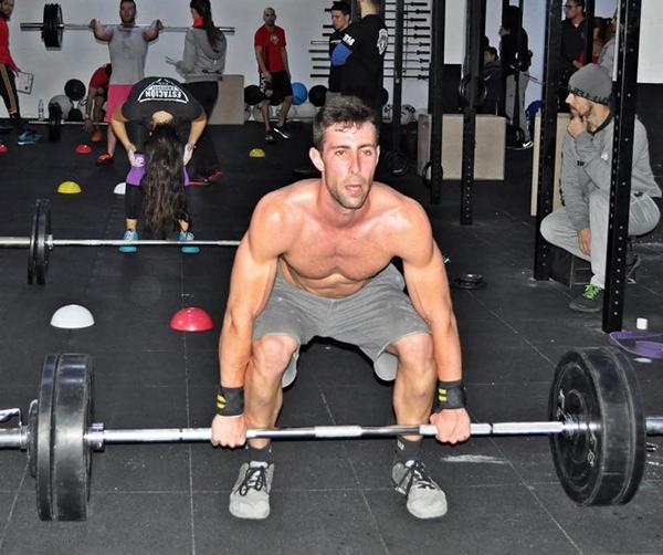 como bajar de peso entrenamiento con cargas