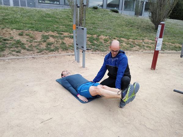 ejercicios abdominales inferiores
