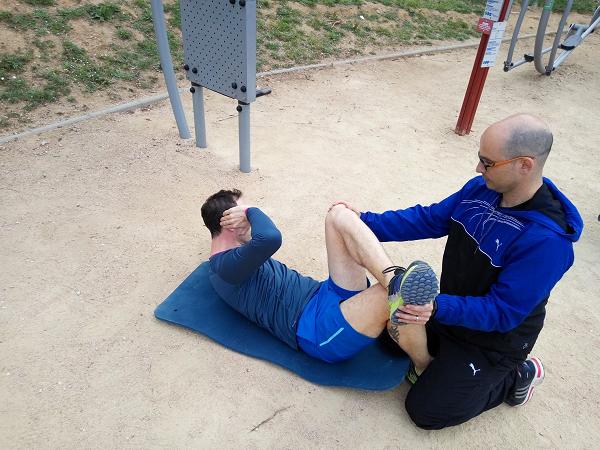 ejercicios abdominales oblicuos