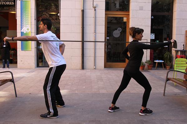 ejercicios con bandas elasticas 33