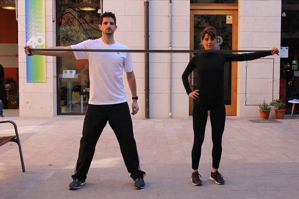 ejercicios con bandas elasticas 55