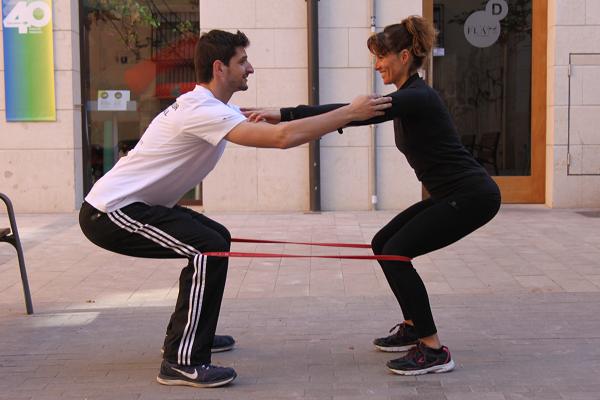 ejercicios con bandas elasticas 6