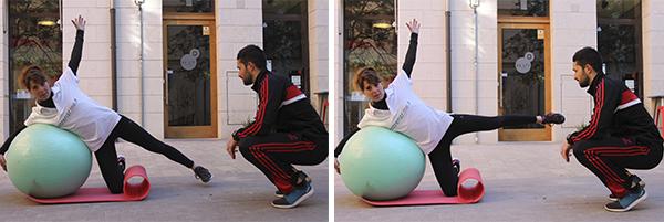 ejercicios gap abductores cadera