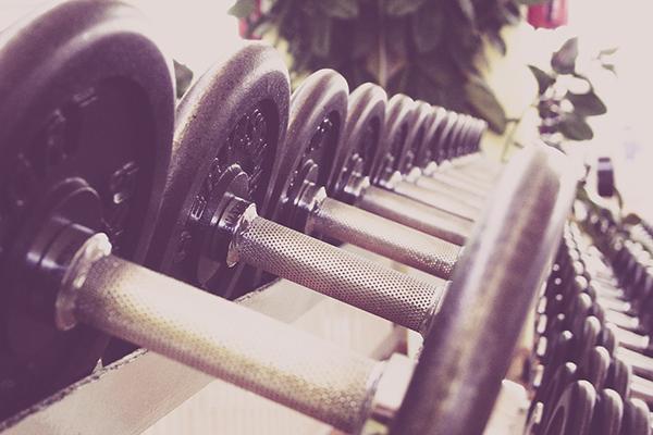 entrenamiento fitness peso