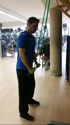 ejercicios para brazos triceps