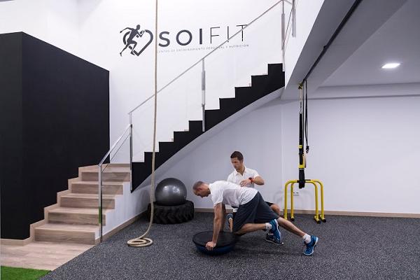 trabajo y deporte ejercicio