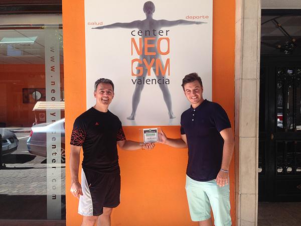 centros de entrenamiento neogym