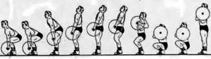 ejercicios de crossfit clean