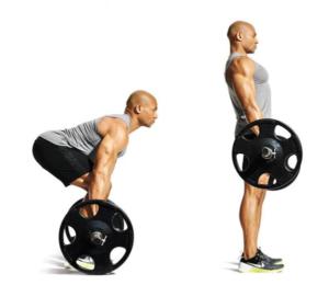 ejercicios de crossfit deadlift