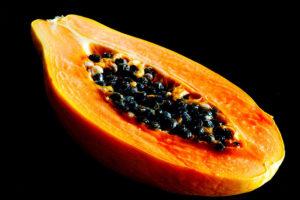 papaya oxidativo