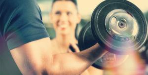 boxear pesas