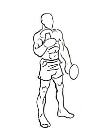 ejercicios biceps martillo